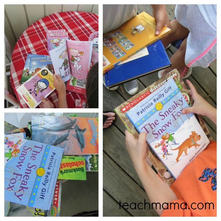 how to host a summer reading book swap event