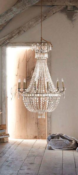 Best 25+ French chandelier ideas on Pinterest | Elegant ...