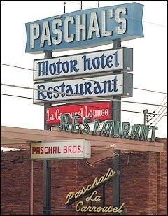 Black History Month For Foodies Series: Paschal's Restaurant | Southern Food Network