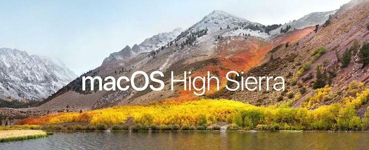 Les Mac compatibles avec macOS High Sierra (MonBlogApple)