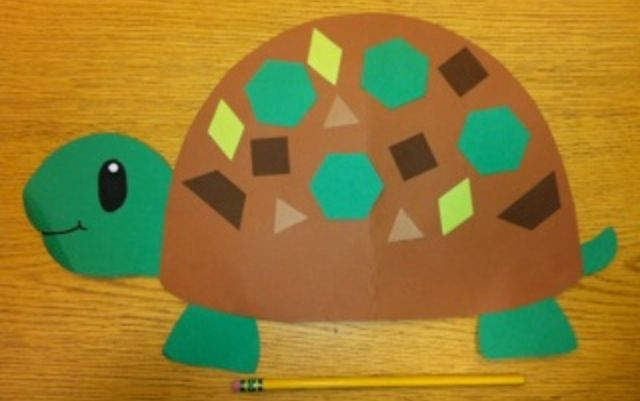 Tt Turtle Craft Classroom Crafts Pinterest Crafts