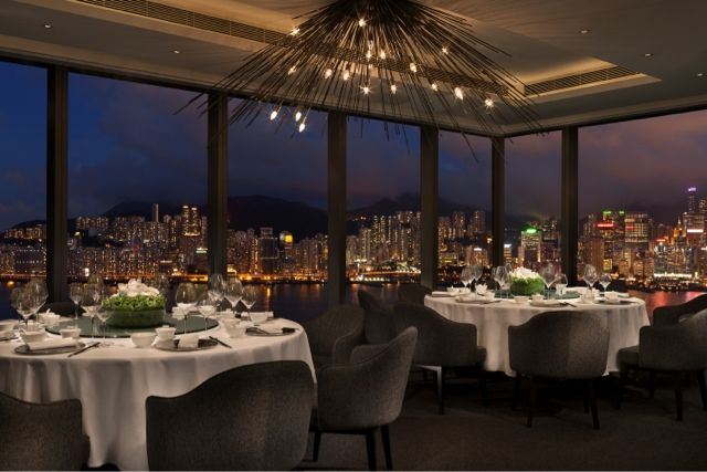 Hungry Hong Kong: ABOVE AND BEYOND