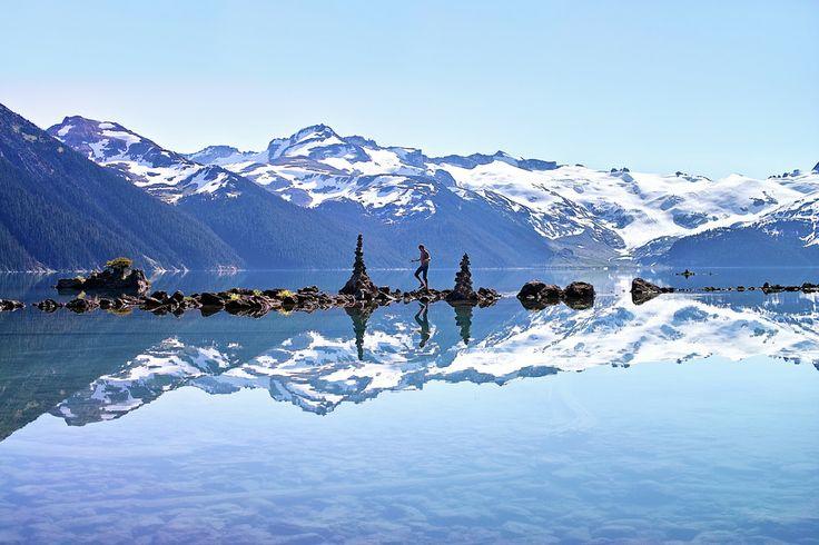 Garibaldi Reflection by Jon Fitzpatrick on 500px