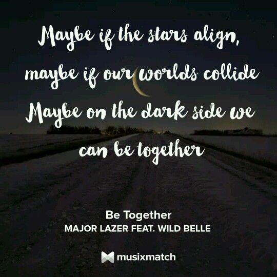 Be Together - Major Lazer