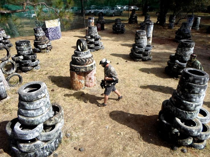 Paintball Fields | CryWolf | Presenting the best paintball fields