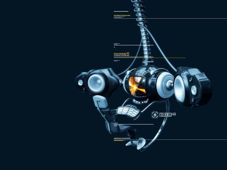 Robot - sfondi desktop: http://wallpapic.it/informatica-e-tecnologia/robot/wallpaper-17187