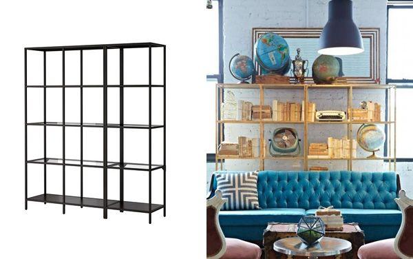 IKEA hacks: 10 tips för att glam-hacka IKEA möbler - Inredningsvis