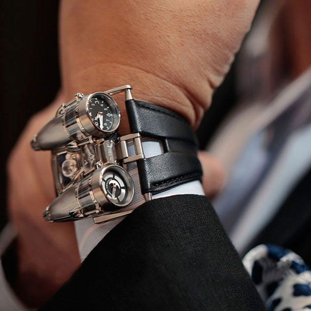 35 Of The Most Ingenious & Unique Watches You'll Ever See - my faves are 2, 9, 27, 31, and 33.