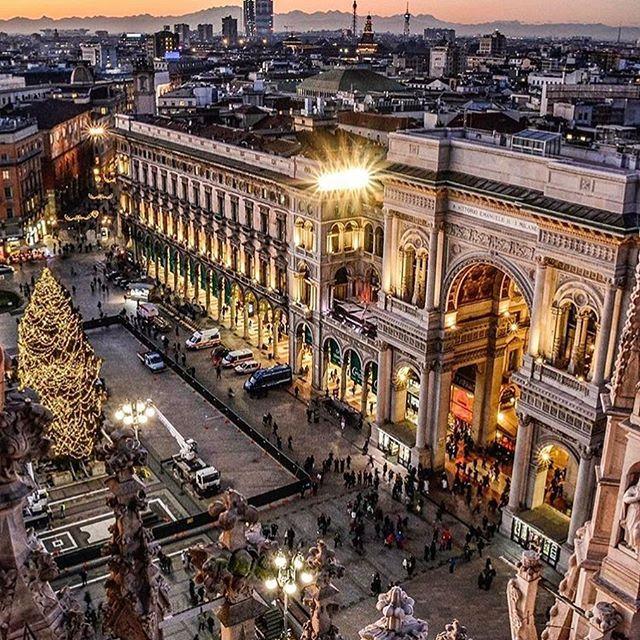 MILAN, ITALY. #Milan - #Italy Photo Credit: @kavalaomer Chosen by: @la_gomme ≔≕≔≕≔≕≔≕≔≕≔≕≔≕≔≕≔