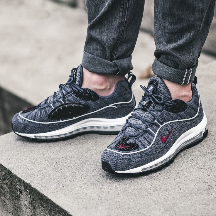 Nike Air Max 98 | Chaussure nike homme, Chaussures pour hommes ...