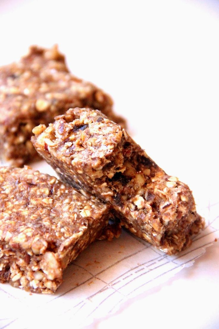 Banana nut bars!! I absolutely LOVE the sound of these!!! Would be ...