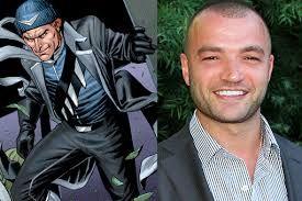 DC Television Universe : Nick E Tarabay - Digger Harkness/Captain Boomerang (Arrow)