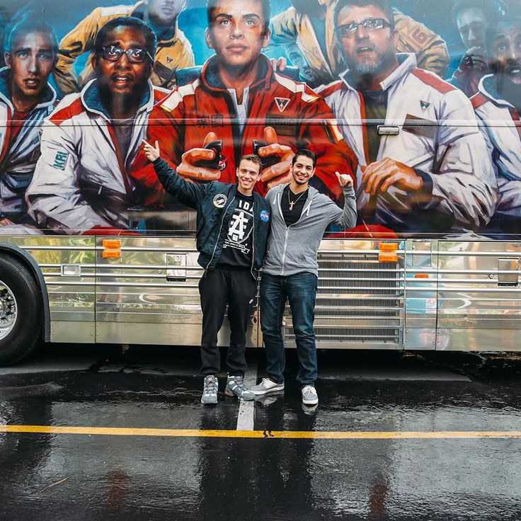 The Space Age Artwork Behind Logic's New Album, 'The Incredible True Story'