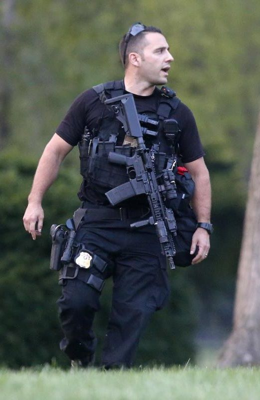 US Secret Service | Soldiers and Warriors | United states ...