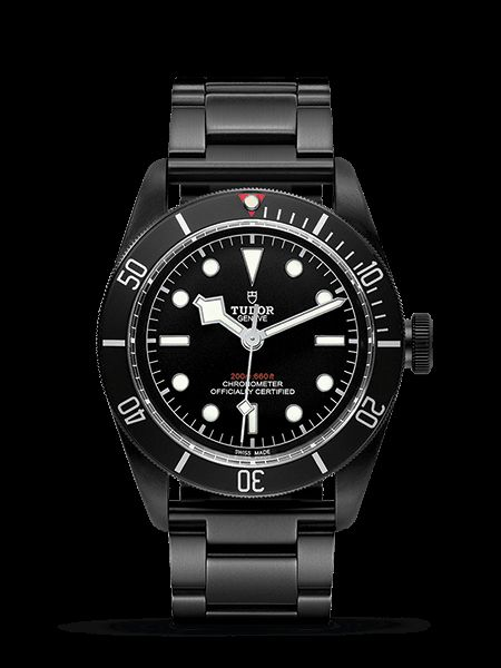 Tudor introduces the Heritage Black Bay Dark diving watch ...