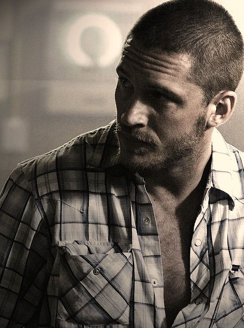 Tom Hardy....maybe I s...