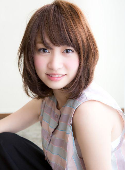 愛されミディアム 【GARDEN harajuku】 http://beautynavi.woman.excite.co.jp/salon/20783?pint ≪ #mediumhair #mediumstyle #mediumhairstyle #hairstyle・ミディアム・ヘアスタイル・髪形・髪型≫