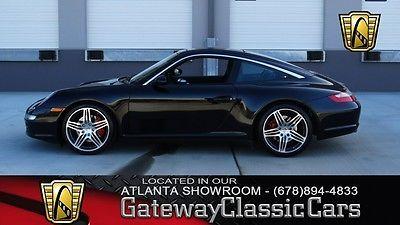 2008 Porsche 911 Carrera 4s Targa 2008 Porsche 911