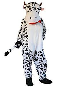 Kuh Kostüm Kuhkostüm Kühe Kostüme Fasching Karneval Tier
