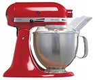 KitchenAid artisan ksm150 keukenmachine keizerrood
