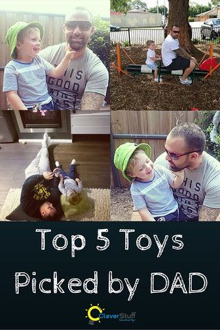 Top Toys as picked by a DAD! #CleverStuff