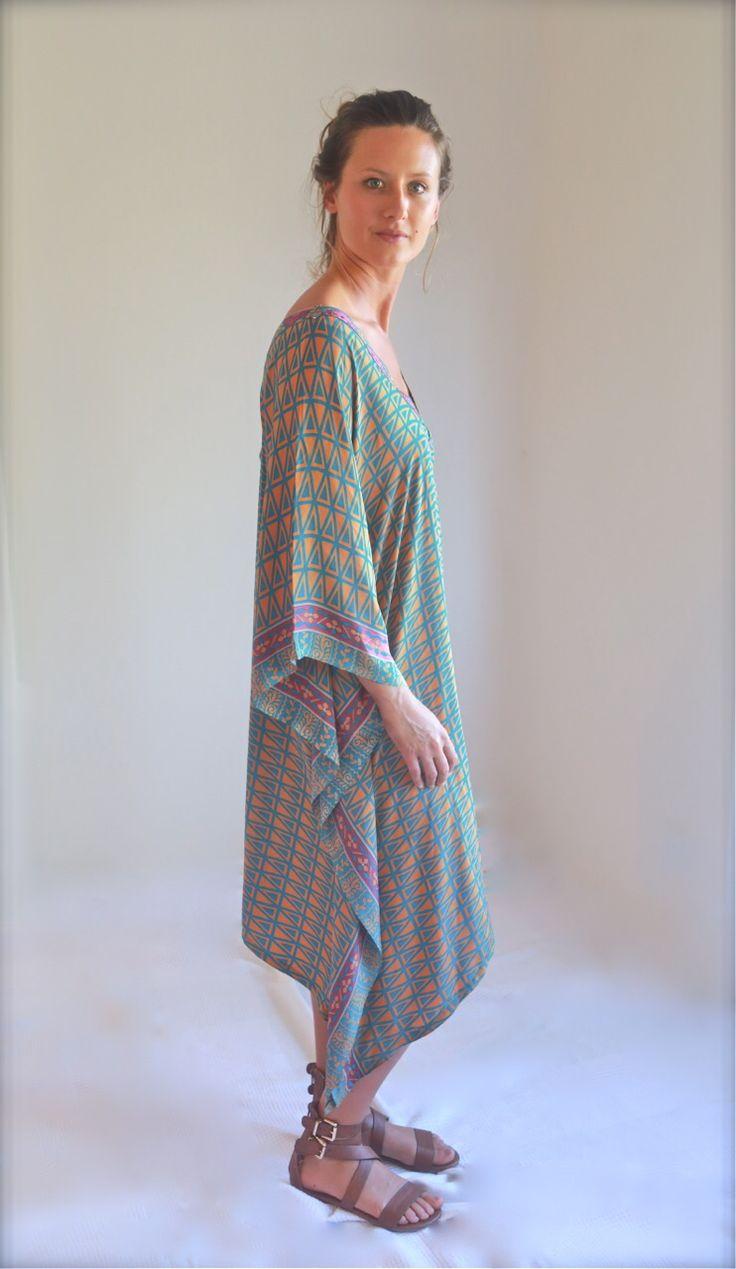Short Kaftan dress by Sahana Kaftan