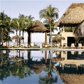 Flamingo Resort, Costa Rica- spent a week there! Amazing! Horseback riding on the beach