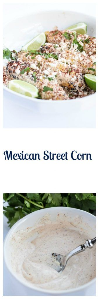 Mexican Street Corn is rich and delicious and perfect for you Cinco de Mayo festivities! | Beer Girl Cooks
