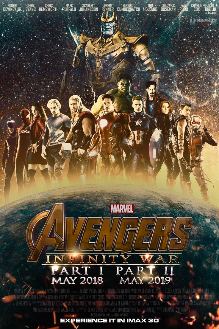 #Avengers #Fan #Art. (The Avengers: Infinity War Poster) By: Muhammedaktunc. ÅWESOMENESS!!!™[THANK U 4 PINNING!!!<·><]<©>