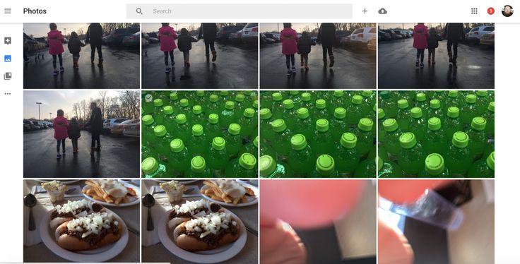 Google Photos Might Reinvent Personal Online Photo Storage