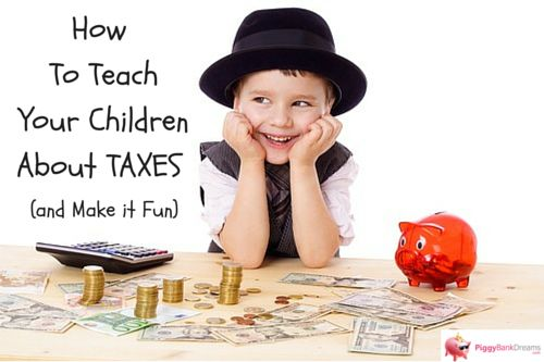 """I remember holding my first tax refund check when I was 20, shocked that the government """"gave"""" me money, and too embarrassed to ask anyone why. How did you first learn about taxes? Today's article will show you a powerful way of teaching your children about income taxes, refunds and employment – equipping them before […]"""