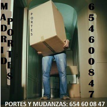 PORTES EN CHAMBERI 65#46OO847 EMPRS. EN CONSTANTE CRECIMIENTO LLAME YA! 65..46008..47 MINIMUDANZAS, MUDANZAS HECHO POR PROFESIONALES A UN BUEN PRECIO ECONOMICO EN EL SECTOR, PARA EMPRESAS Y PARTICULARES ==OFERTAS!! ==MADRIDPORTES .PORTES EN CHAMBERI PORTAL – PORTAL  DESDE 30€ .MINIMUDANZAS MADRID CHAMBERI-CHAMARTIN ECONOMICAS DESDE 95EUROS.*INCLUYE VEHICULO + MOZOS EXPERTOS+PROTECCION + DESM/MONTAJE .VENTA DE EMBALAJES: CAJAS, PRECINTOS, BURBUJAS,  ETC, ENTREGA GRATIS A DOMICILIO-MADRID.