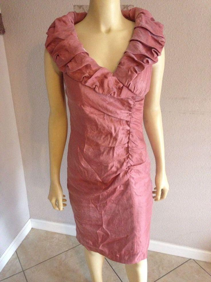 Victor Costa Light Pink Dress 4   eBay