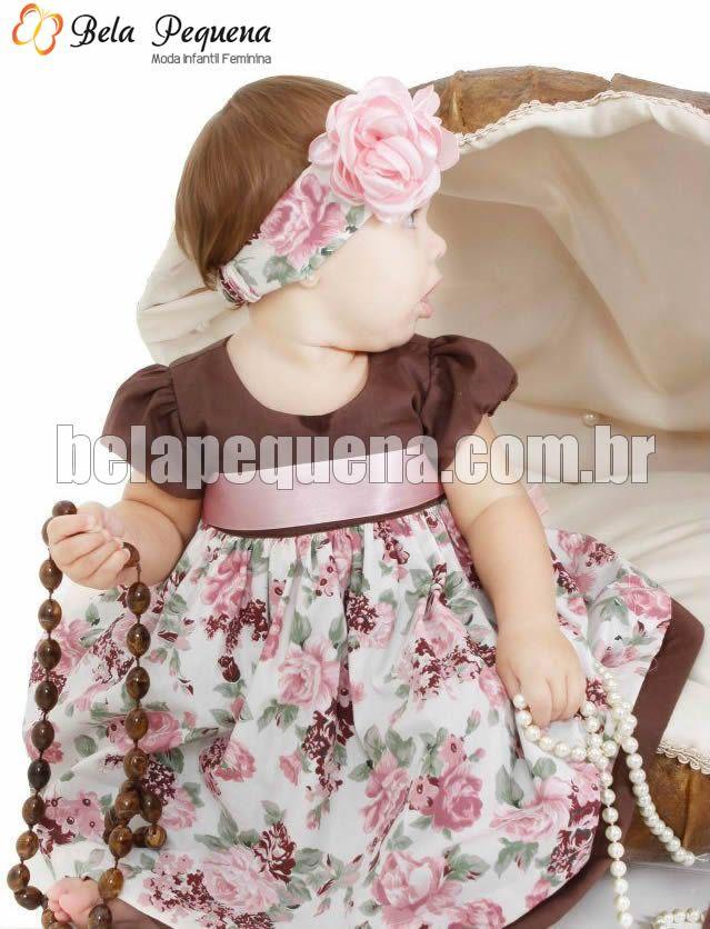 Roupas para bebês menina