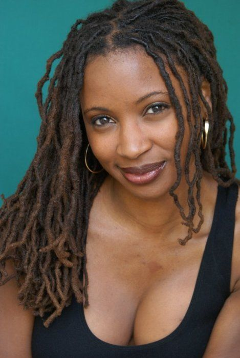 Shanola Hampton: my locs are very similar to hers