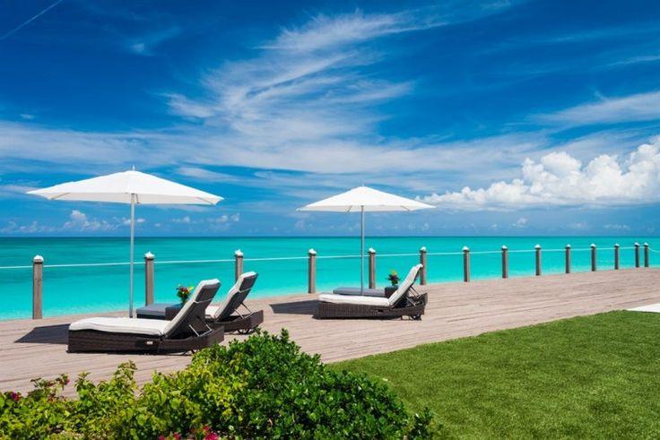 Conch Villa Grace Bay Beach #Turks http://turksandcaicos.exceptionalvillas.com/conch-villa-3-bedrooms-grace-bay/l226