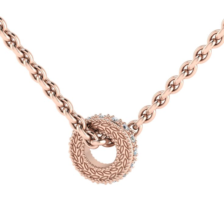 Silver Diamond Pendant And Chain. R2500 Product Code- WN00019