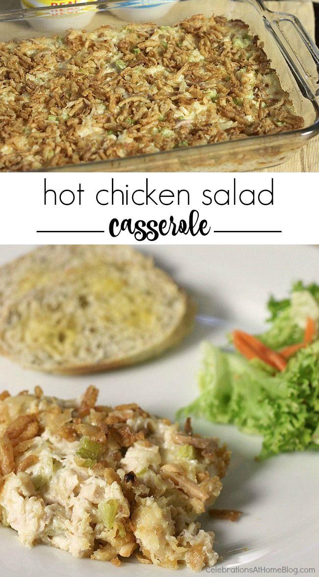 Rich s chicken salad recipe