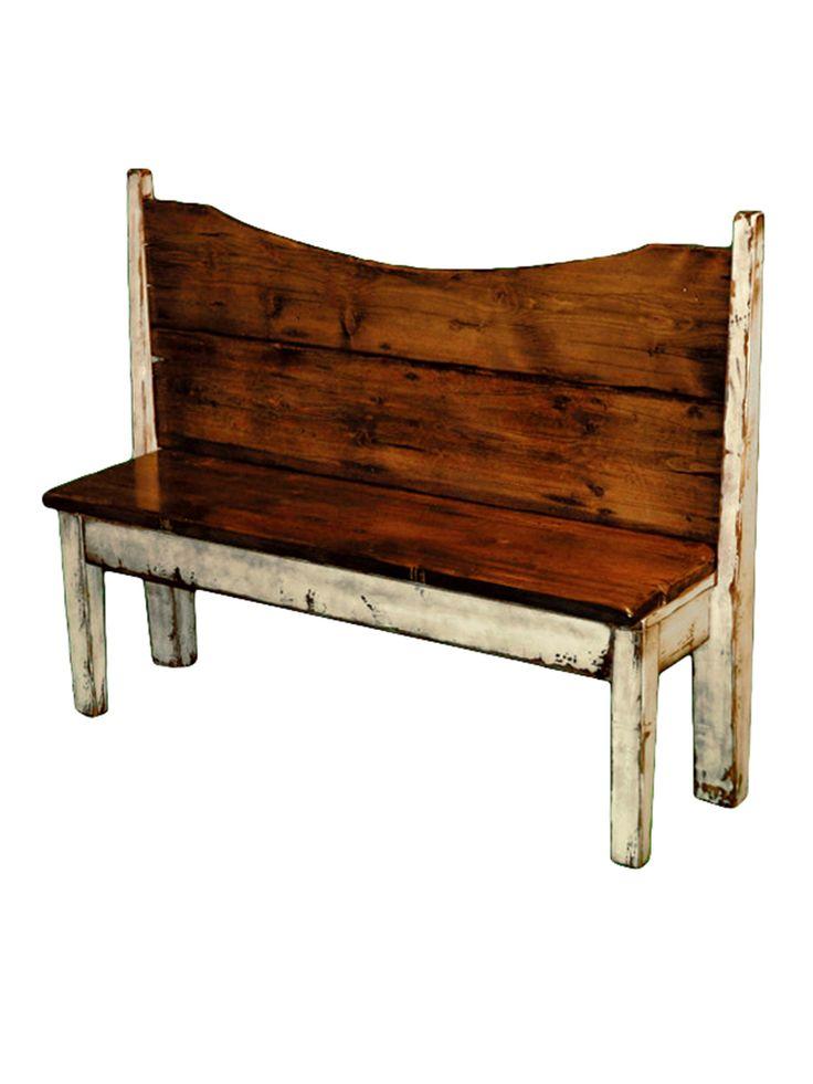 Entryway Handmade Bench Rustic Bedroom Furniture Rustic