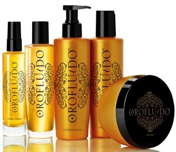 #OroFluido is a great product and my hair smells delicious #OroFluido #Champu #Revlon #Cabello