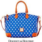 New York Mets MLB Signature Satchel Bag by Dooney & Bourke - MLB.com Shop