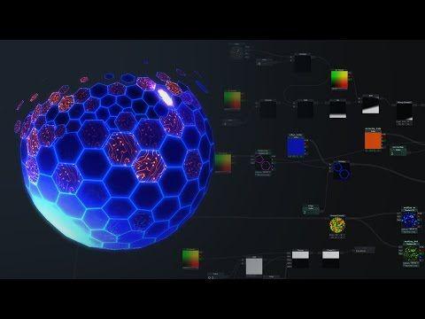 Shield FX tutor - YouTube