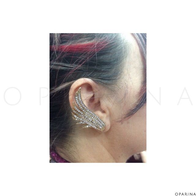 Aretas en Oparina. #oparina #earrings #earcuff #aretes #boho #bohochic #gypsy  #madewithstudio