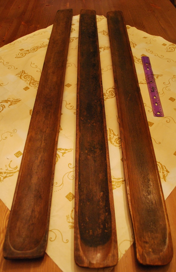 Vintage French Baguette Board Bread Boards And Bowls
