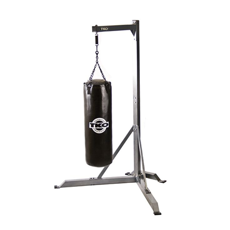 Diy Punching Bag Stand Bing Images Punchipunchi