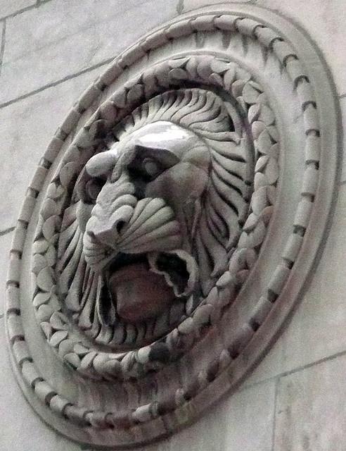 Gargoyle, Commerce Court, Toronto