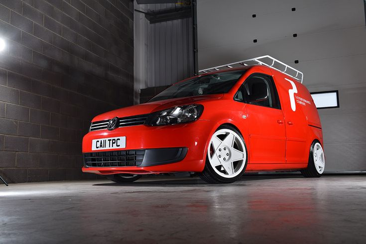 Guilt By Association - vw Caddy delivery van