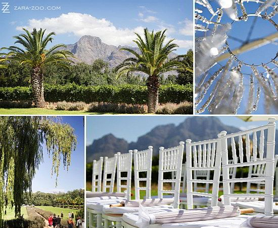 Let our Wedding Concierge find exquisite garden venues in Cape Town for you.http://www.cape-town-guide.com/garden-wedding-venues-cape-town.html