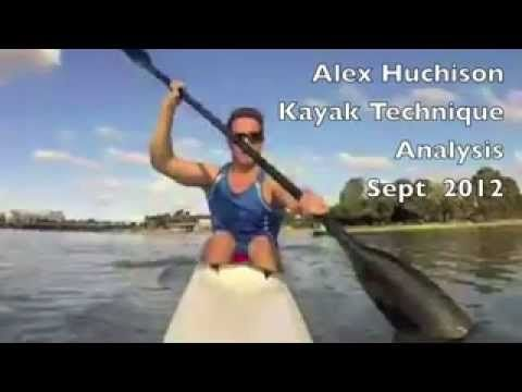 Kayak Technique Analysis