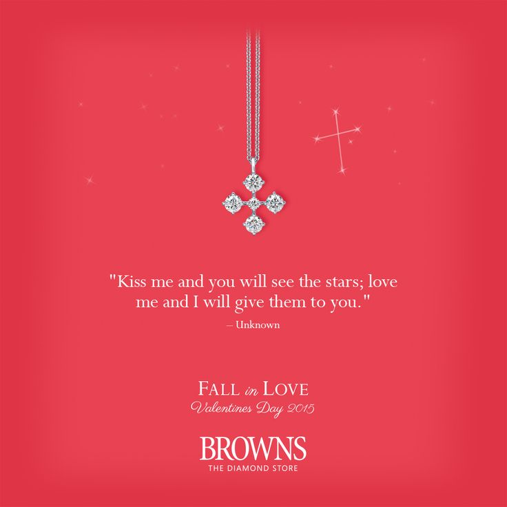 Fall in Love  http://bit.ly/Browns_Southern_Cross